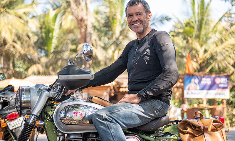 Alex Pirie: Founder & Lead Rider at Nomadic Knights