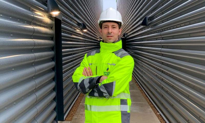 Luke Murfitt - UK Entrepreneur of the Year, 2020.